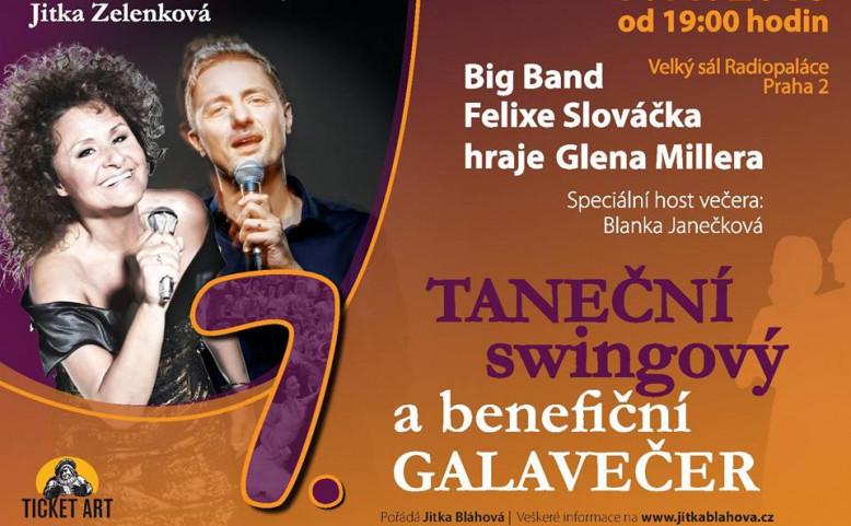 Taneční Swingový a Benefiční Galavečer