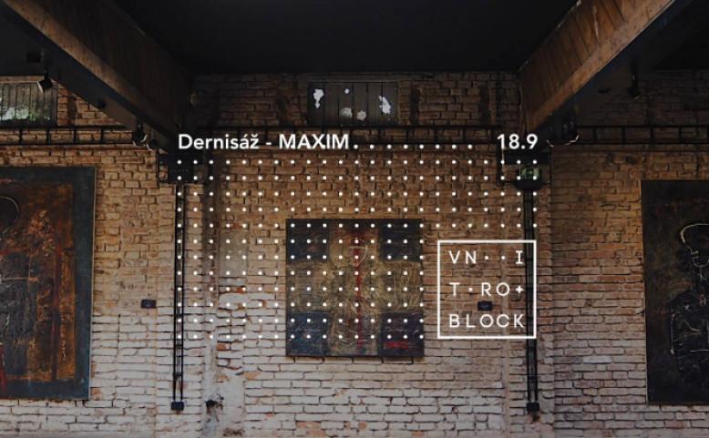Dernisáž výstavy MAXIM / Alchymista