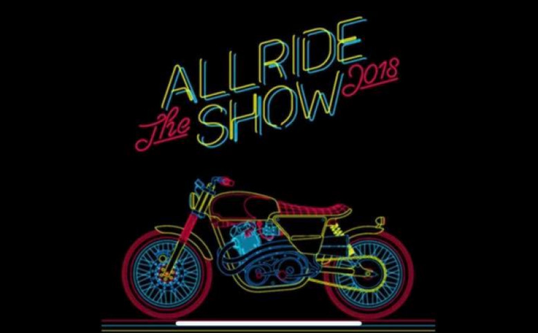 All ride show 2018