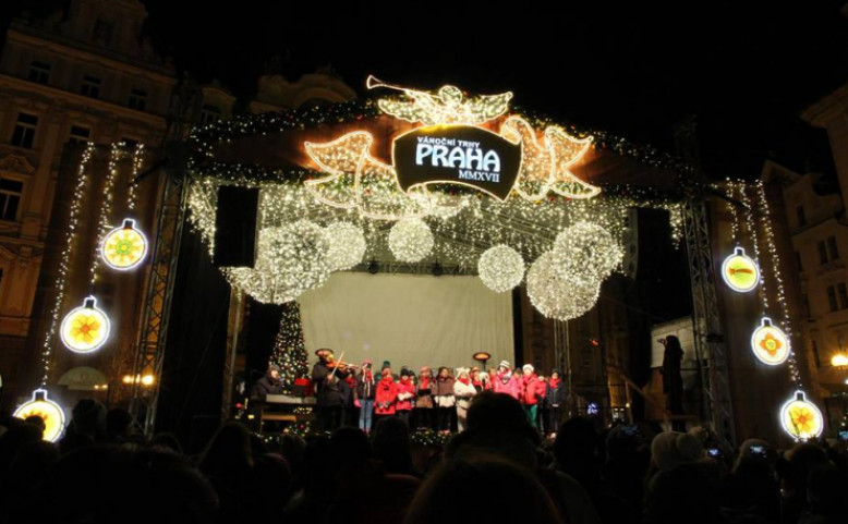 Old Town Square Christmas Concert
