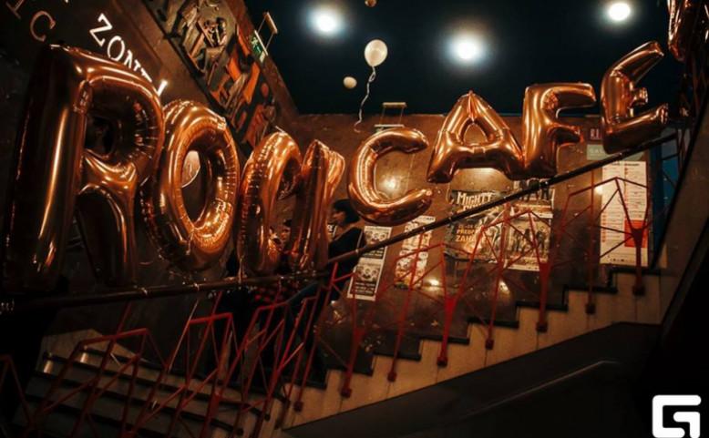 28. narozeniny Rock Café