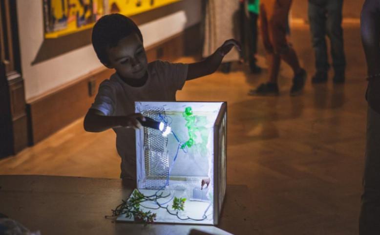 Artparking - lekce současného umění pro děti