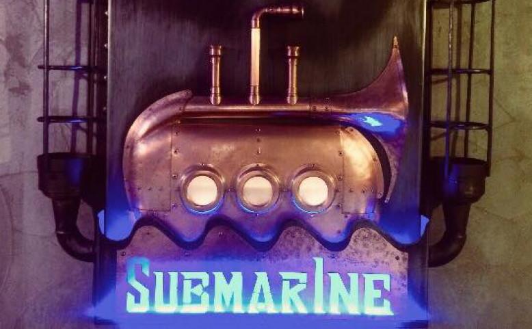 Ponorka má dva roky