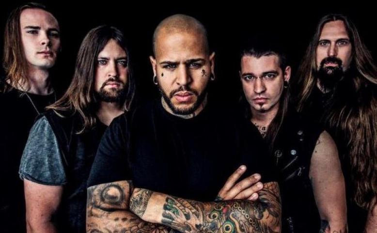 Bad Wolves (US) - Prague, Rock for People 25 Concerts