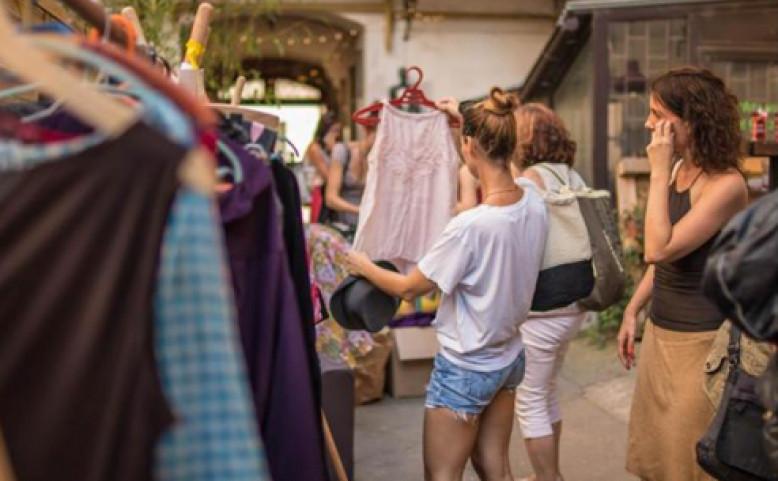 Rooftop Talks | Jediný udržitelný shopping je swap