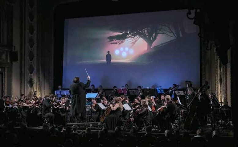 Open-air koncert filmových melodií