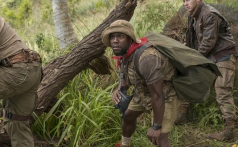 Letní kino: Jumanji: Vítejte v džungli