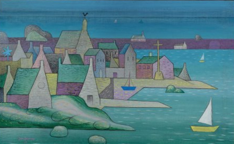 Bonjour, Monsieur Gauguin: Čeští umělci v Bretani 1850–1950