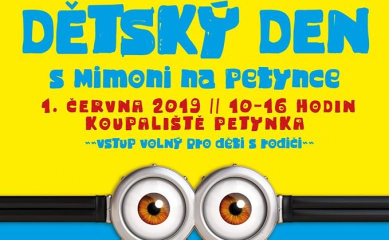 Dětský den na koupališti Petynka 2019