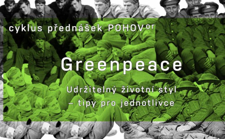 Greenpeace—Tipy pro udržitelný životní styl