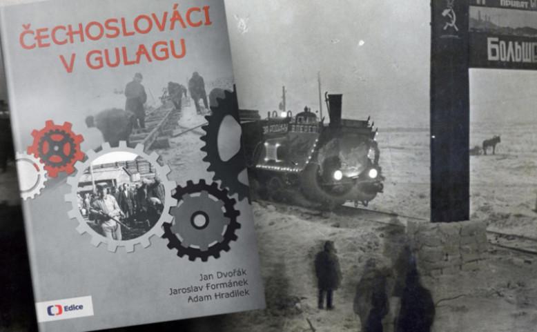 Čechoslováci v Gulagu III: Prezentace knihy