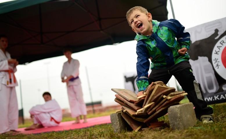 Festival sportu pro děti - Sporťáček 2017