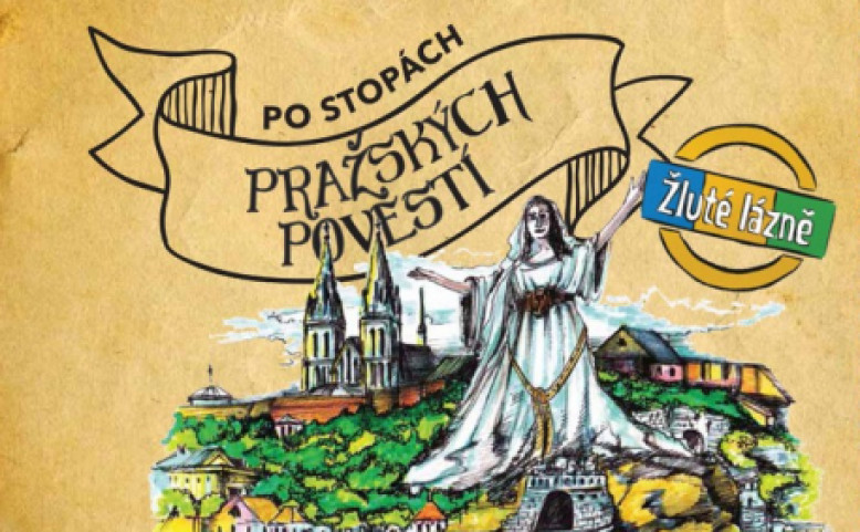Po stopách pražských pověstí