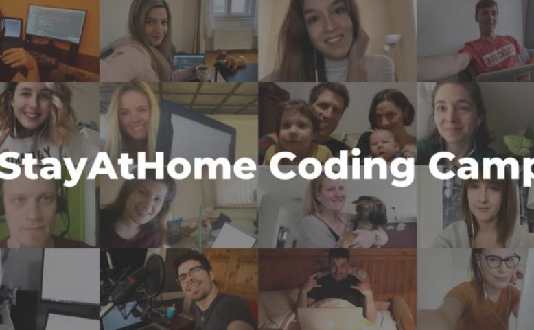 #StayAtHome Coding Camp