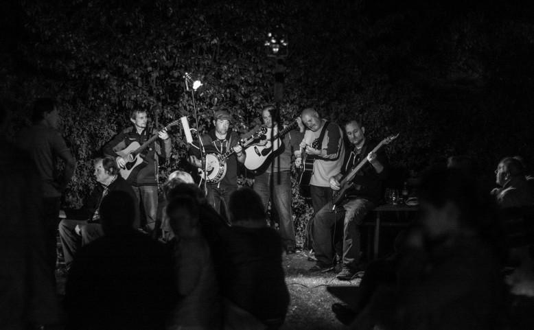 Country večer s kapelou Knokaut