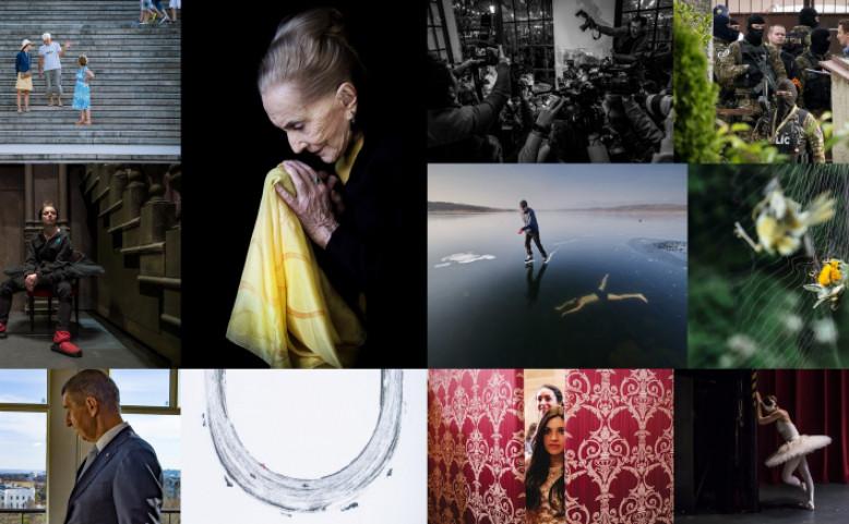 Výstava Czech Press Photo 2019