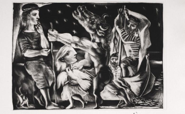 Pablo Picasso. Vášeň a vina.