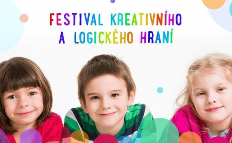 Festival kreativního a logického hraní - Praha 2019