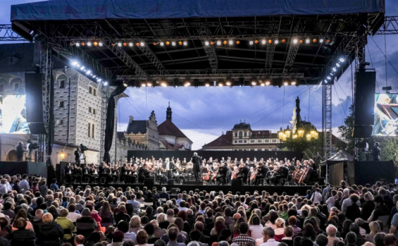 Open air koncert 2019 České filharmonie