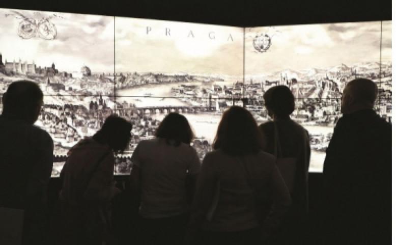 Praha 1606 / Multimediální pohled na Prahu Rudolfa II.