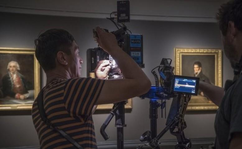 Světové malířství na plátnech kin