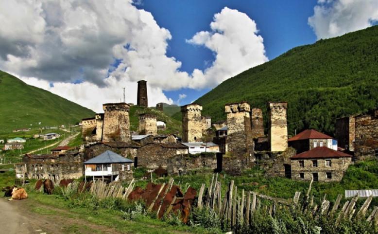 Gruzie: tajemné království ve stínu Kavkazu