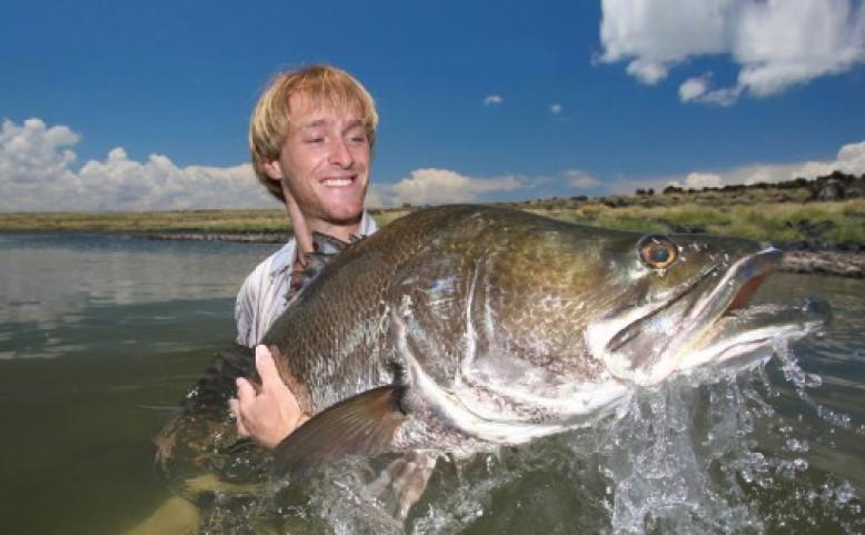 Putování za rybími obry - Sladkovodní giganti