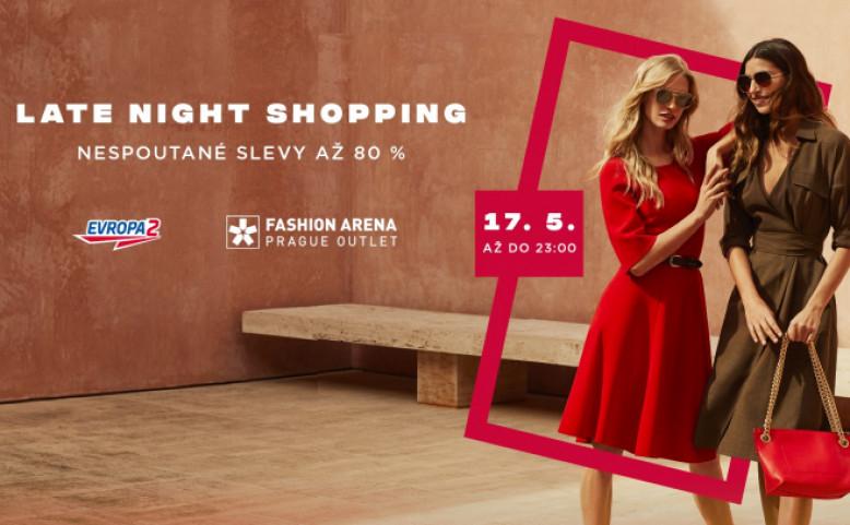 Late Night Shopping s Evropou 2