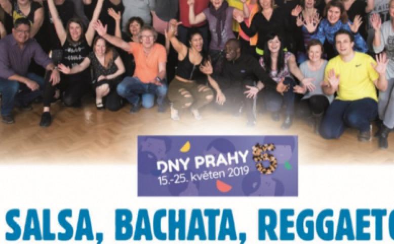 Zdarma lekce tance na Dny Prahy s RUBEN-DANCE