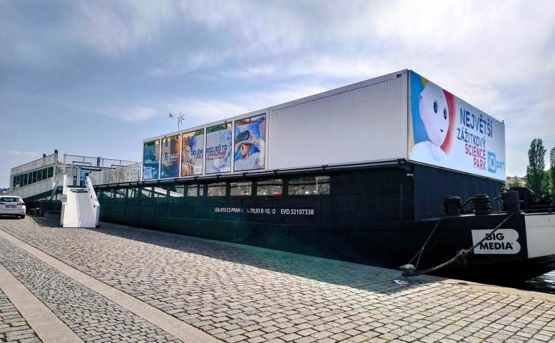 iQport - největší zážitkový science park