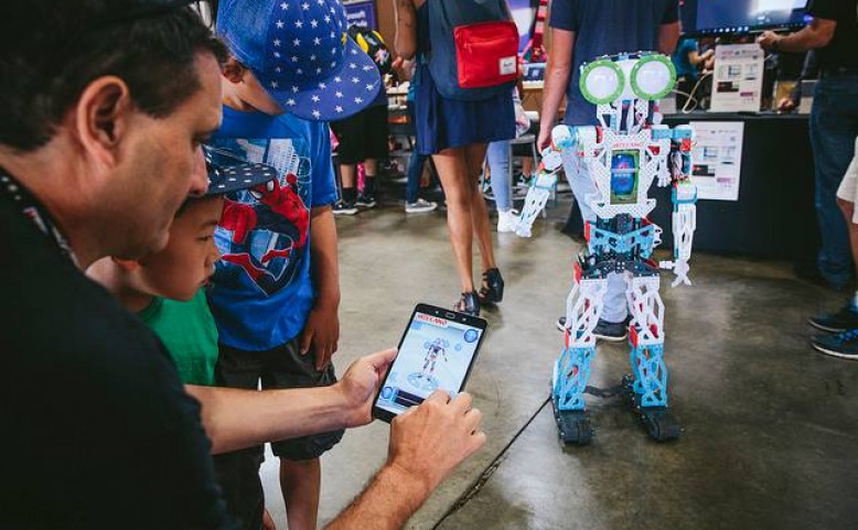 Maker Faire Prague 2018