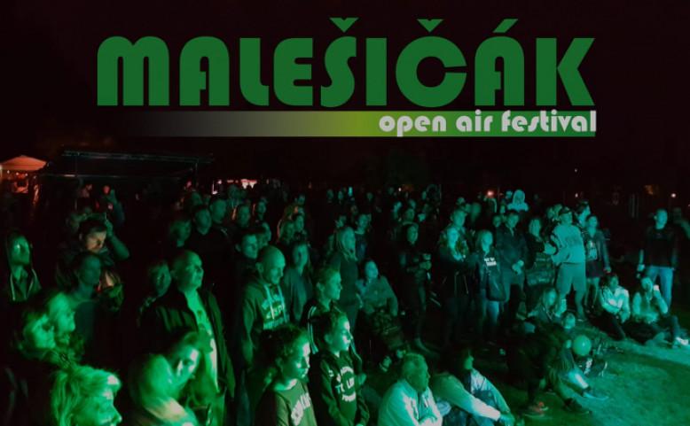Malešičák - open air festival