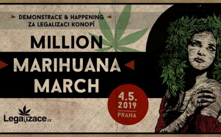 Million Marihuana March 2019