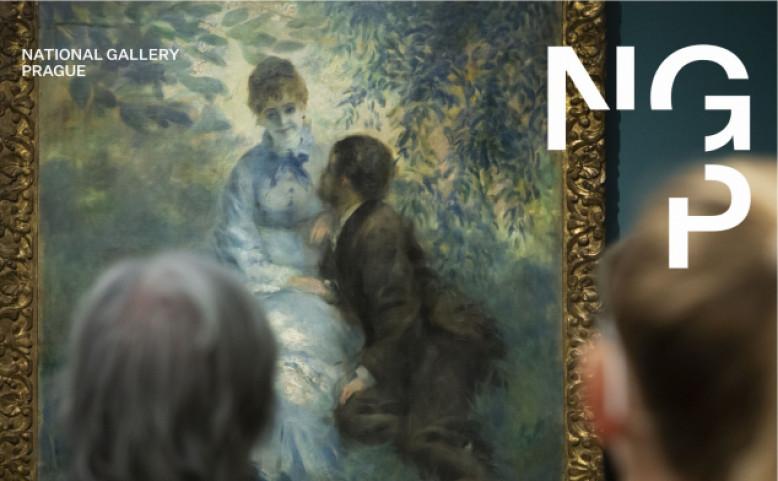 Národní galerie - Den volného vstupu