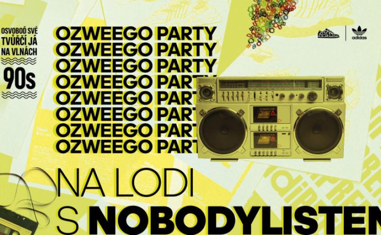 Ozweego PARTY by adidas Originals x Footshop