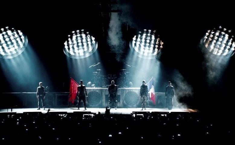 Rammstein: Paris - Premiérový víkend