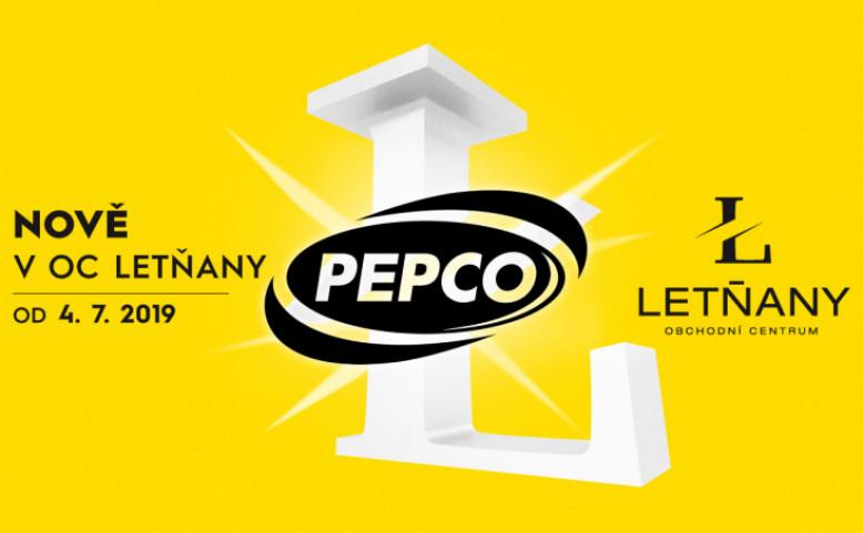 Nová prodejna PEPCO v OC Letňany