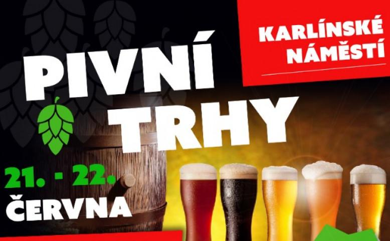 Pivní trhy Karlín