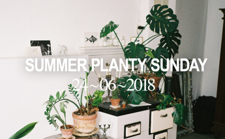 Stalin Summer Planty Sunday