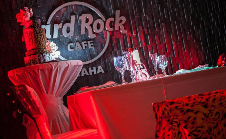 Speciální valentýnské menu v Hard Rock Cafe Praha