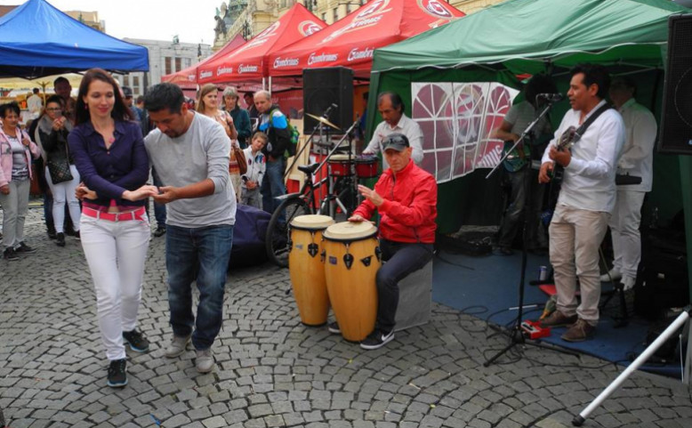 Festival Sabor Latino Praha 2018