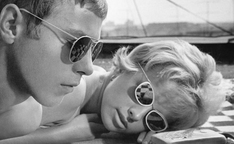 Letní kino ve Veletržním paláci: Slnko v sieti (1962)