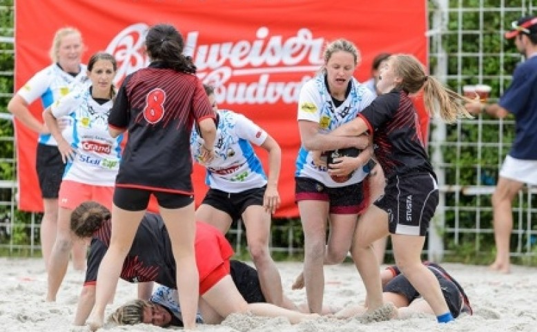 Prague Beach Rugby 2017