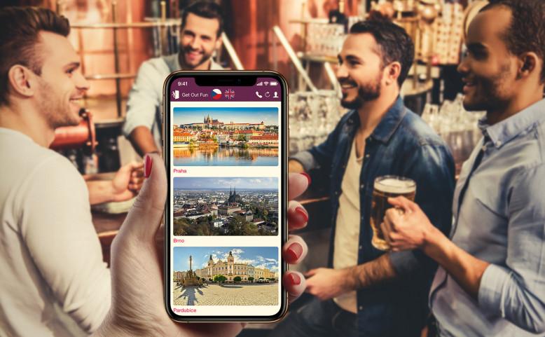 Venkovní úniková hra: Tour de Beer-Výlet do budoucnosti