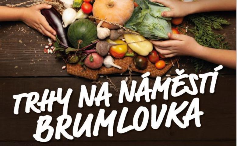 Trhy na Náměstí Brumlovka