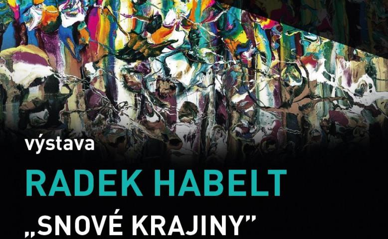"""Radek Habelt - """"Snové krajiny"""""""