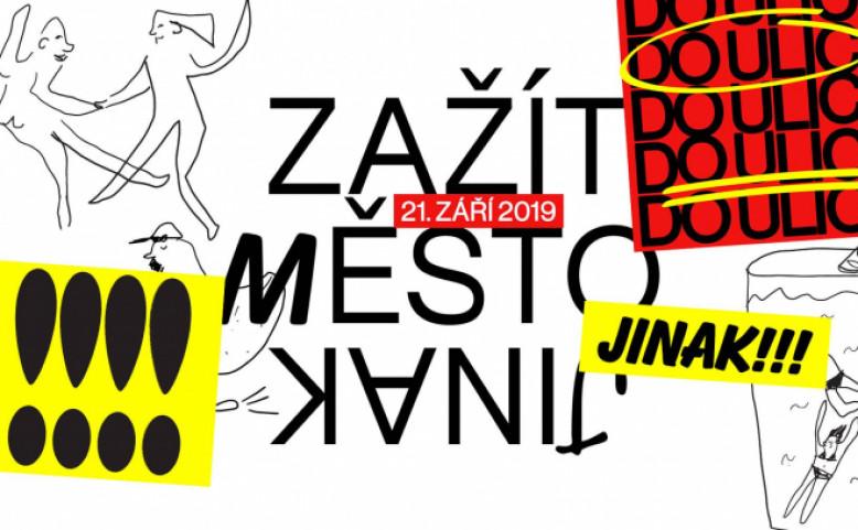 Zažít město jinak 2019 | 85 míst v Praze