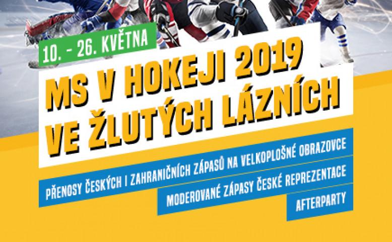 Mistrovství světa v hokeji 2019