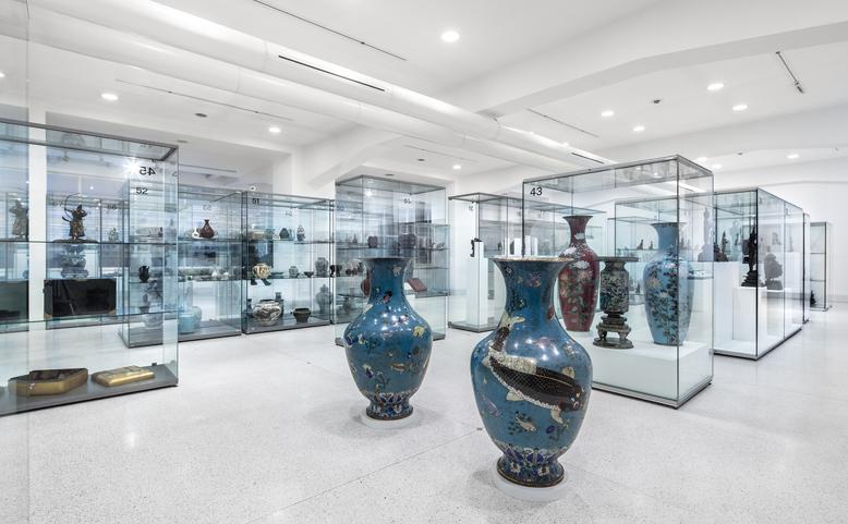 Otevřený depozitář Umění Asie