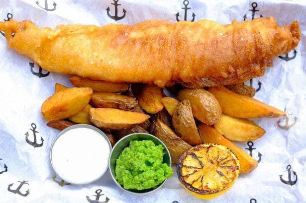 Fish & chips v Přístavní vol.2